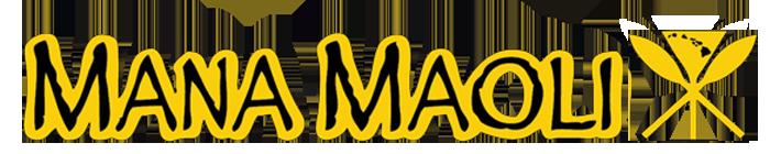 mana maoli logo